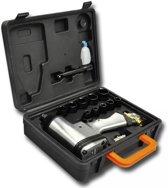 vidaXL - Accessoire voor compressor Slagmoersleutel set pneumatisch (16 delig)