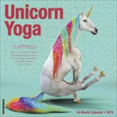 Unicorn Yoga Kalender 2019