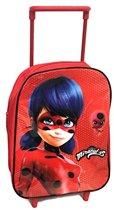 MIRACULOUS Ladybug & Cat Noir Trolley Koffertje Logeren Vakantie Koffer Leuk