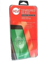 Screenprotector Samsung A7 2018 Vacuüm Glasplaatje / Screenprotector / Tempered Glass voor vlakke gedeelte scherm
