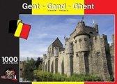 Gent - Legpuzzel - 1000 Stukjes