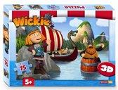Wickie - 3D Puzzel 75 Stukjes