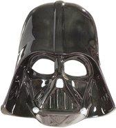 Darth Vader™ masker voor kinderen - Verkleedmasker