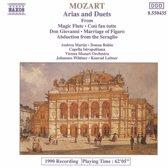 Mozart: Arias & Duets / Wildner, Leitner, Martin, Robin