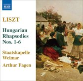 Hungarian Rhapsodies 1-6