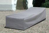 Distri-Cover Ligstoelhoes 75x40x200 Premium Quality Grijs met 2 jaar garantie