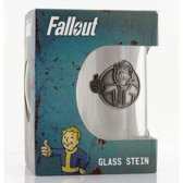 Fallout 4 - Vault Boy Glass Beer Stein