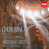Cherubini Box Muti Edition: Masses / Overtures / Motets / Neville Marriner