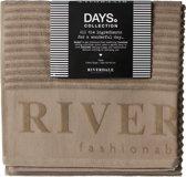 Riverdale Days - Badhanddoek - Beige - 140 cm