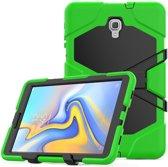 Samsung Galaxy Tab A 10.5 Hoesje - Heavy Duty Case - Groen