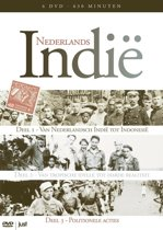 6 Dvd Stackpack - Nederlands Indie 1 2 En 3