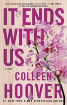 Boek cover It Ends with Us van Colleen Hoover