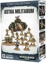 Warhammer 40,000 Imperium Astra Militarum Start Collecting Set