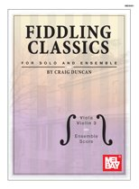 Fiddling Classics for Solo and Ensemble