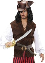 Kostuum piratenhemd voor volwassenen - Verkleedkleding - M/L