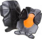 Snickers Workwear XTR D3O Kniebeschermers Zwart-Oranje 9191-0405