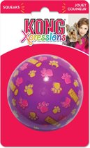 Kong Xpressions Bal - Hond - Speelgoed - XL