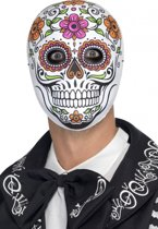 Halloween - Day of the dead Senor Bones masker
