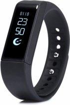 I5 Plus fitness activity tracker polsband / stappenteller - Polsomtrek 13 tot 19 cm