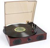 Platenspeler - Fenton RP105 Platenspeler met ingebouwde speakers
