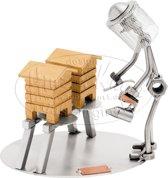 Hinz & Kunst sculptuur beeldje imker vorm thema cadeaus