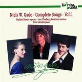 Gade: Complete Songs, Vol 1 / Bjerno, Bertelsen, Lonskov