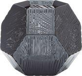 Tom Dixon Etch Wood theelicht zwart