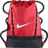 Nike BRASILIA 7 sporttas - Rood;Zwart
