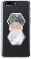 OnePlus 5 Transparant Hoesje (Soft) - Creatieve toets