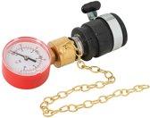 Dickie Dyer Waterdrukmeter 0-10 bar / 100 psi
