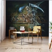 Fotobehang Alchemy Gothic | V8 - 368cm x 254cm | 130gr/m2 Vlies