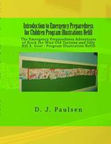 Introduction to Emergency Preparedness for Children Program Illustrations Refill