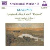 Glazunov: Symphonies 2&7