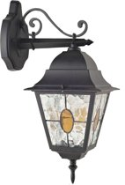 Luxform 230V Richmond wand buitenlamp down