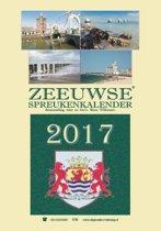 Zeeuwse spreukenkalender 2017