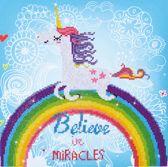 Diamond Dotz Believe in Miracles - Diamond Painting