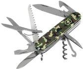 Victorinox Huntsman - Zakmes - 15 functies - Camouflage
