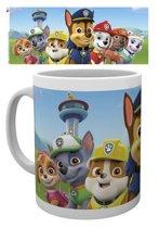 Paw Patrol Group - Mug