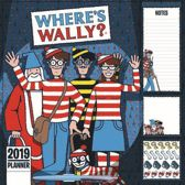 Where's Wally Familieplanner 2019