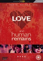 Love And Human Remains (import) (dvd)