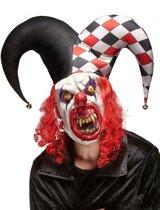 Enge joker masker voor volwassenen Halloween  - Verkleedmasker - One size