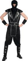 Ninja shuriken kostuum voor mannen - Verkleedkleding - Maat XL