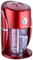 Beper BG.200Y -  Ice crusher - 2 in 1 - 1100 ml - 25W - Rood