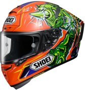 SHOEI X-SPIRIT III POWER RUSH TC-8 XL