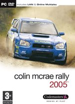Colin McRae Rally 2005 - Windows