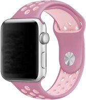 watchbands-shop.nl bandje - Apple Watch Series 1/2/3/4 (42&44mm) - Zand - M/L