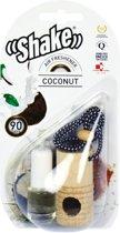 Shake Luchtverfrisser Coconut + Navulling 2 X 4,5 Ml