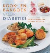 Kook- En Bakboek Voor Diabetici