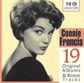 Connie Francis:19 Original Albums &