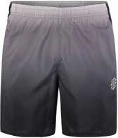 Nike Challenger Short 7In Pr Sportbroek Heren - Gunsmoke/Black/(Reflective Silv) - Maat M